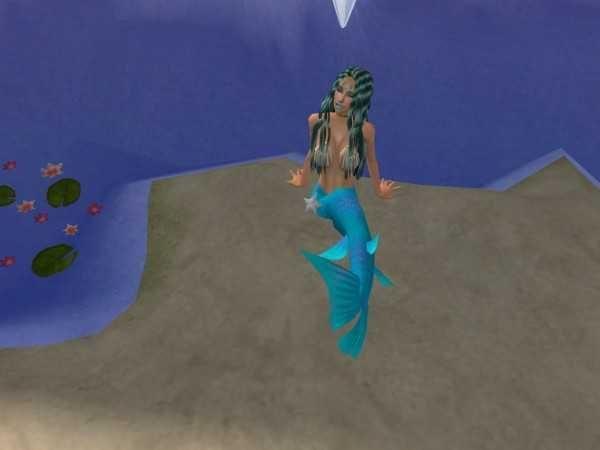 Бесплатно фото костюм русалки