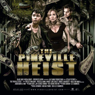 The Pineville Heist Release Date, Cast and Trailer 2016
