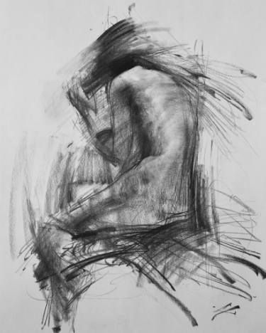 "Saatchi Art Artist Zin Lim; Drawing, ""ALLEGRO NO.01 (Spiccato)"" #art"