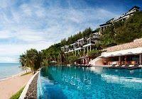 Kao Ping Kan Island, Ao Phang - nga National Park,Thailand - Tourist Resorts
