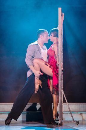 Dance 'Til Dawn, Vincent Simone & Flavia Cacace, Leeds Grand Theatre