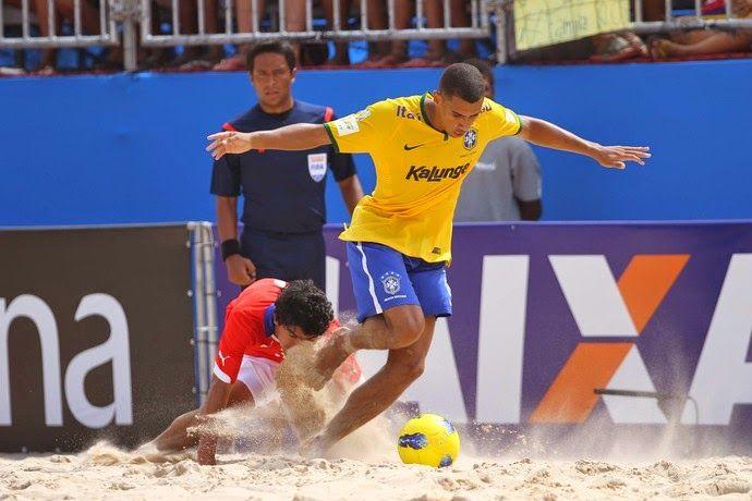 Blog Esportivo do Suíço: Brasil arranca virada na abertura da Copa Sul-Americana