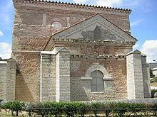 Merovingian dynasty - Baptistry of St. Jean, Poitiers - Wikipedia, the free encyclopedia