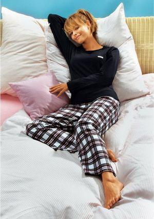 Мобильный LiveInternet Выкройка и пошив пижамных брюк | Okluba - Дневник хорошего настроения |