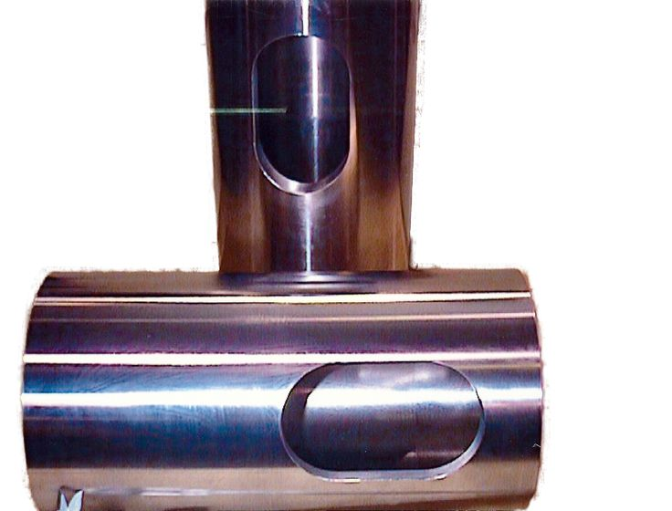 Cyclone Whistles or Malt & Metal Blowing Spouts