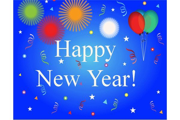 Happy New Year Pics 2015 | Pics of New Year Wishes Greetings