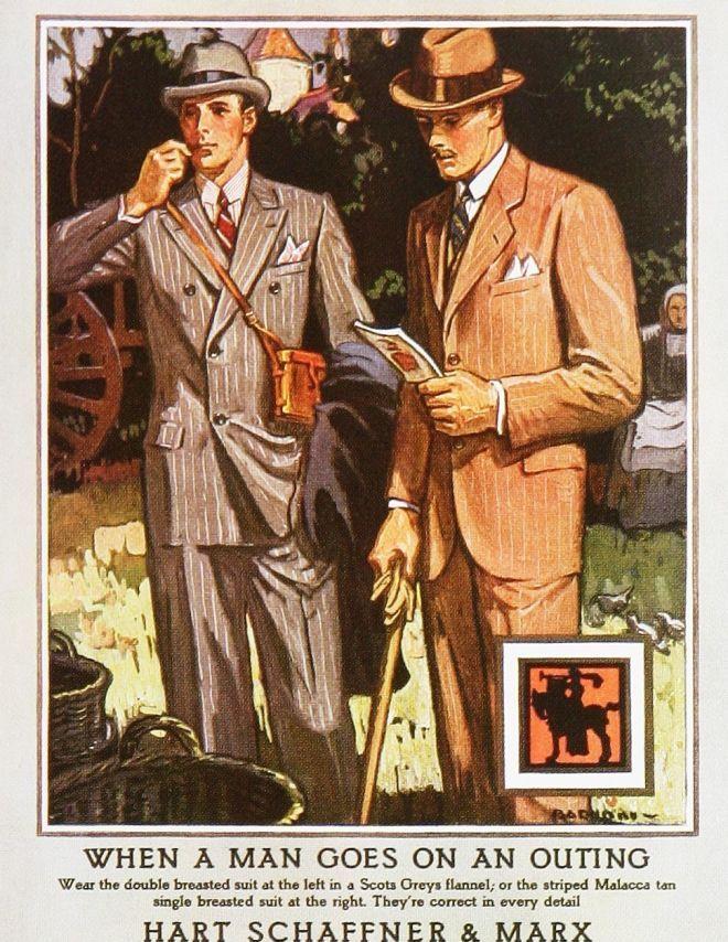 S Vintage Fashion For Men