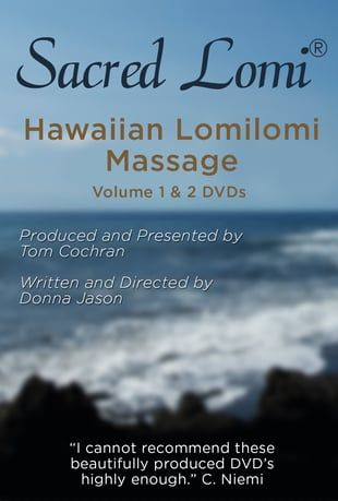 Watch Sacred Lomi® - Hawaiian Lomilomi Volume 1 & 2 Online | Vimeo On Demand on Vimeo