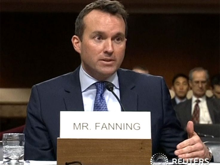 WATCH: In Confirmation Hearing, No One Asked Eric Fanning About Being Gay