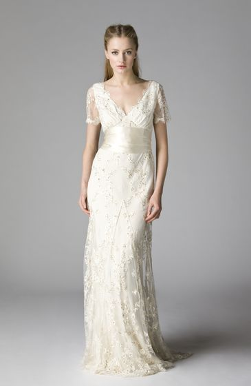If I ever sew wedding dresses... Honeysuckle gown by Alice Temperley. Wedding Dress