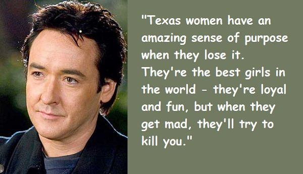 jone cusack quoutes about texas | Cyril Cusack Quotes