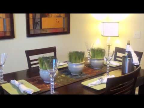 how to stage a dining room table | 18 best Videos On Kitchens images on Pinterest | This ...