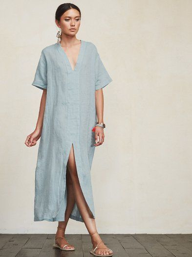 Sometimes you just need a little space. The Zoco Dress. https://www.thereformation.com/products/zoco-dress-pond?utm_source=pinterest&utm_medium=organic&utm_campaign=PinterestOwnedPins