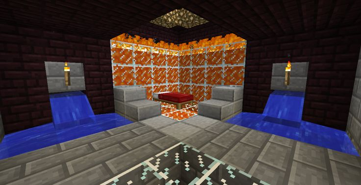 34 best images about minecraft design on pinterest for Dungeon bedroom ideas