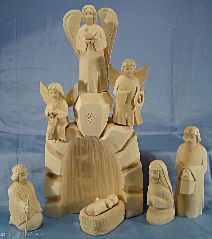 Russie Bogorodskoje - Bois sculpté - 12 Fig - 11 cm - 240 CHF / Russland Bogorodskoje - Holz geschnitzt