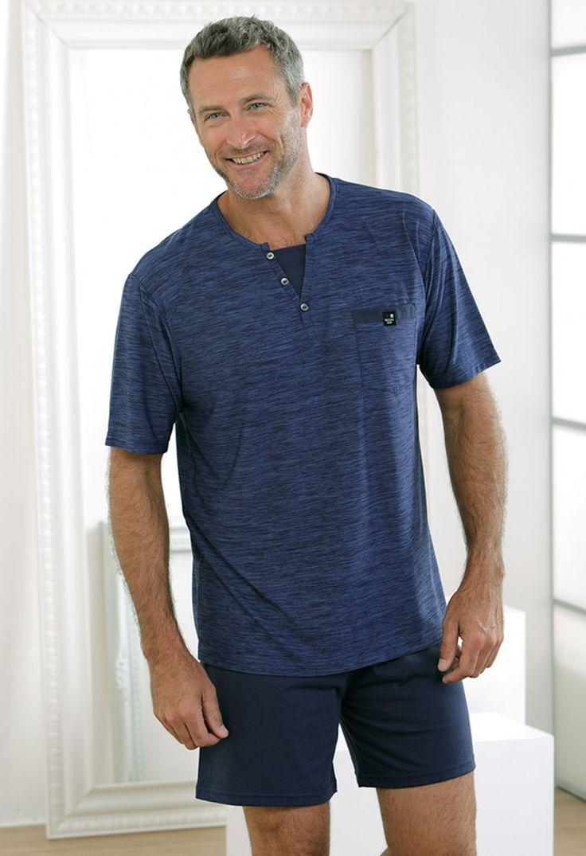 Pijama massana verano hombre tapeta marino