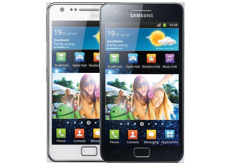 Galaxy SII var länge nr 1.   Nu har Galaxy S3 kommit men 2 har fortfarande allt man kan önska. fantastisk mobil. bra samsung
