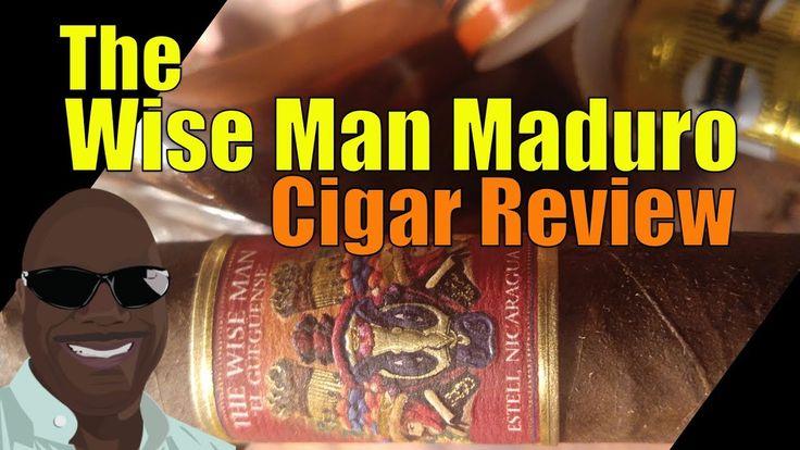 The Wise Man Maduro Cigar Review | LeeMack912| San Andres Condega Jalapa...