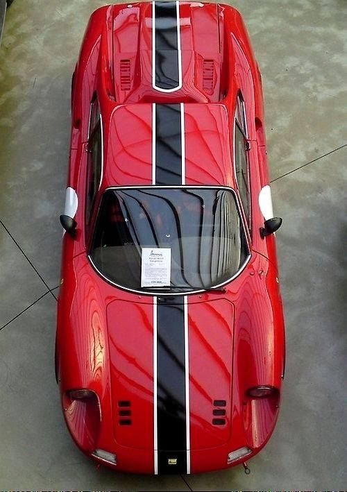 1969 Ferrari Dino 246 GT Berlinetta
