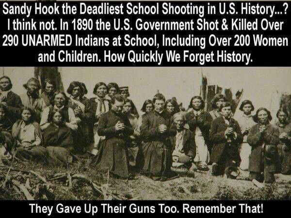The Sandy Hook shootings were not the deadliest in U S history...