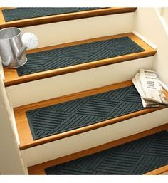 Top 25+ best Carpet stair treads ideas on Pinterest | Wood stair ...