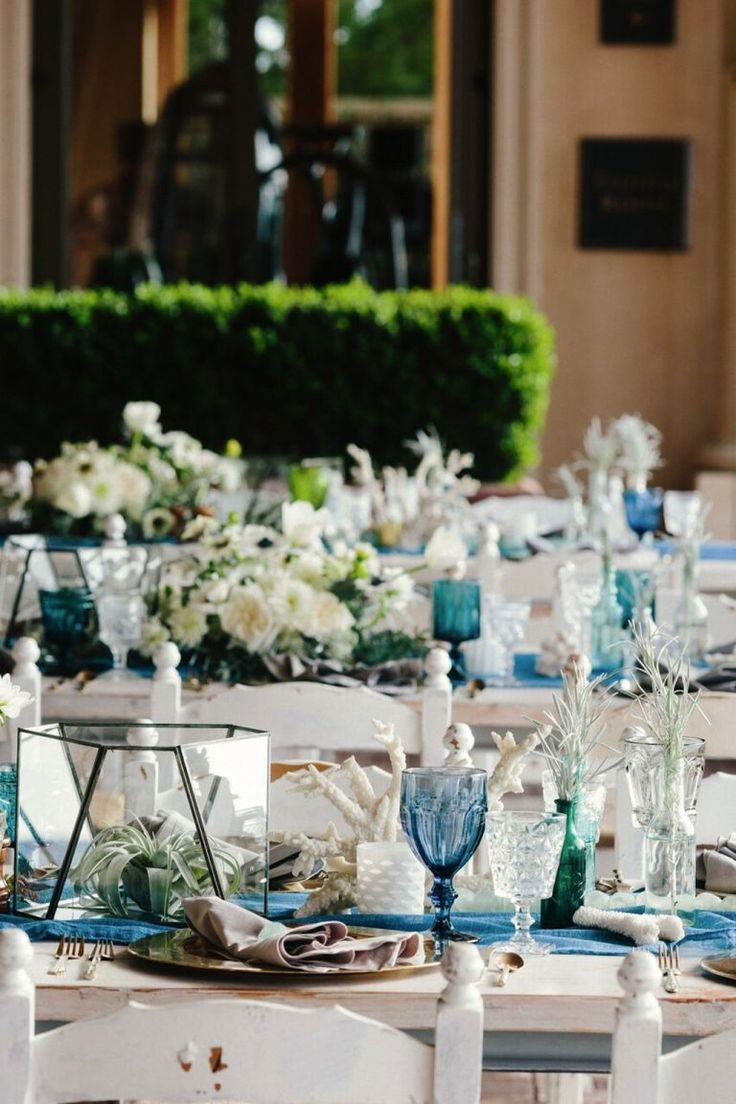 Wedding Gallery - Seaglass Inspired Corporate Party – Pelican Hill