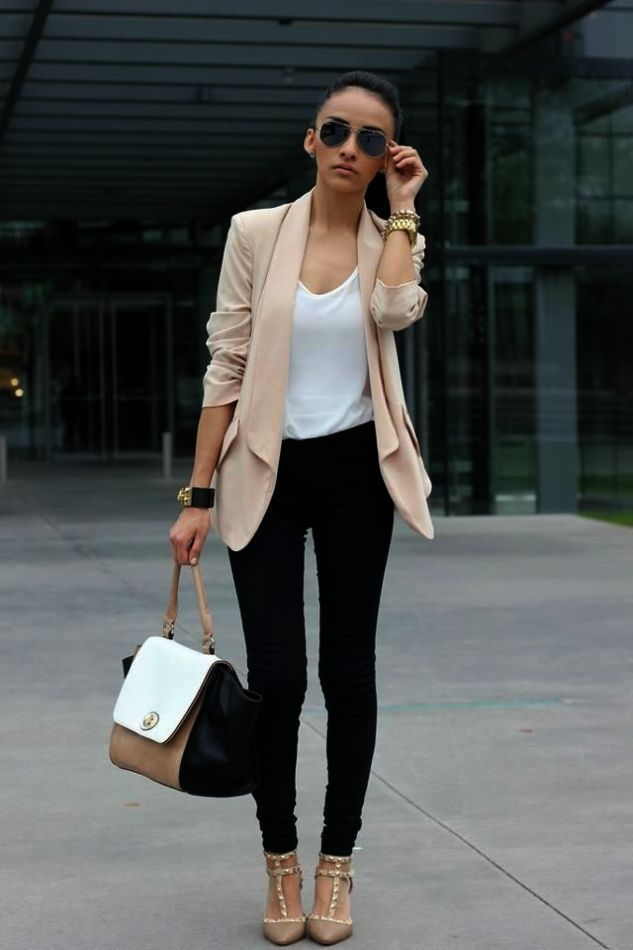 How to Wear: The Best Casual Outfit Ideas | Looks sociais ...