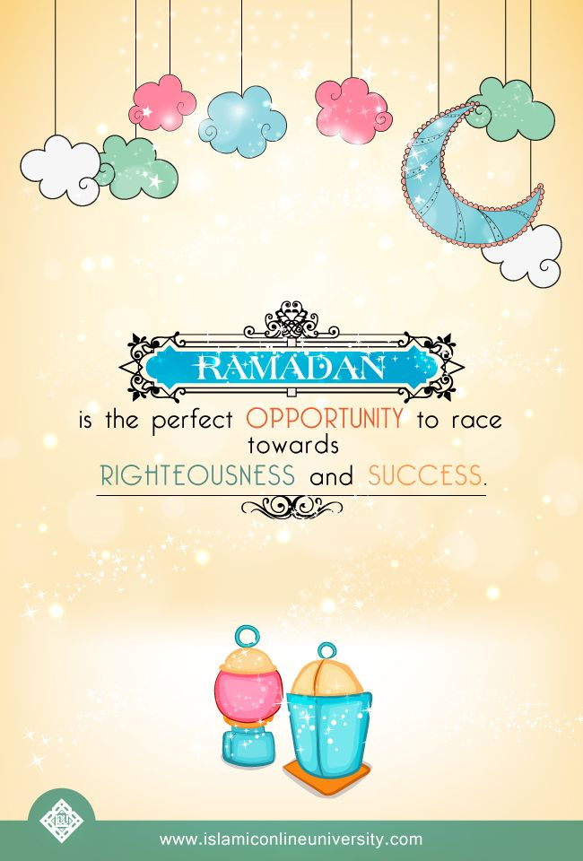 Make Ramadan a worthy race by committing to this 30-Day challenge. Click the link to read more #Ramadan