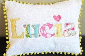 pillows with names - Bing Images