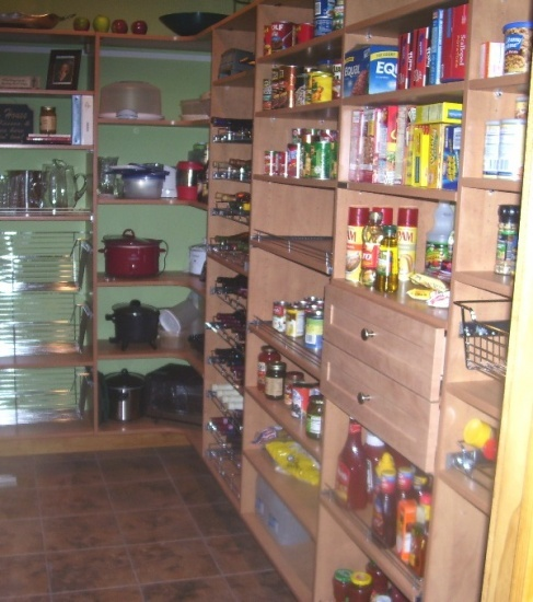 14 best images about pantry on pinterest the smalls for California closets reno