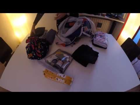Come fare la valigia - Wainomi - YouTube #wainomi #gopro
