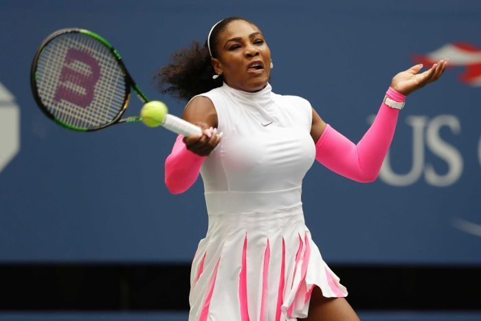US Open: Serena Williams becomes greatest major match winner; Stan Wawrinka, Simona Halep win through