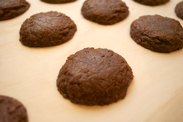 My Culinary Escape: Ridiculously Easy Nutella Cookies