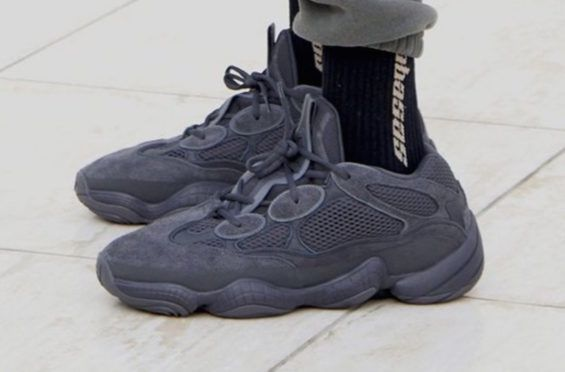 c03725911dffc Release Date  adidas Yeezy 500 Utility Black The adidas Yeezy 500 Utility  Black was introduced