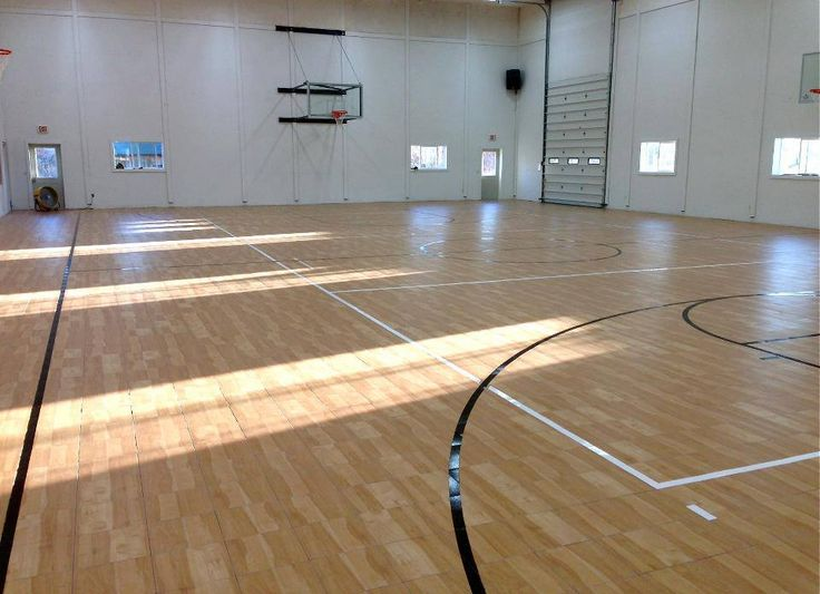 17 best images about gyms residential and commercial on for Basketball gym dimensions