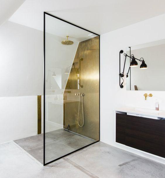 salle-de-bain-design | Une hirondelle dans les tir…