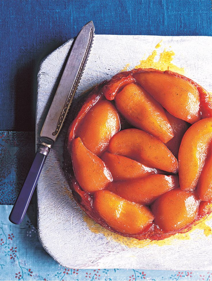 Easter is a treat with Pear Tart Tatin!