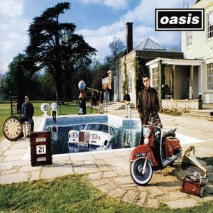 """#Oasis  """"Be Here Now"""""""