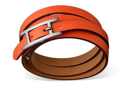 hermes garden party sizes - Holiday Gift Guide: Hermes Hapi 3 MM Hermes leather bracelet (size ...