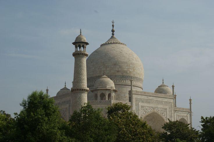 """"""" A drop of Shahjahan's tear frozen in time """"  ( Taj Mahal - 3 )"""
