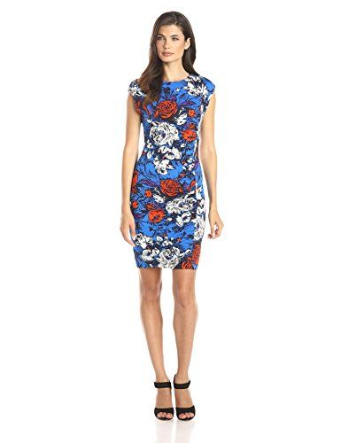 KUT from the Kloth Women's Ava Printed Dress