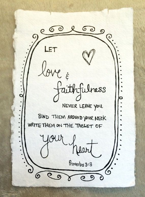 Custom Hand Drawn Scripture Art   Proverbs 33  by LovelyIntentions, $10.00