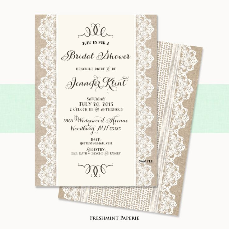 37 best Kirkwood Marketing images on Pinterest | Invitation cards ...