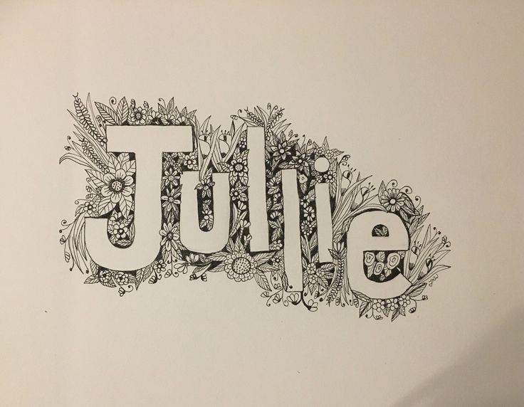 A personal favourite from my Etsy shop https://www.etsy.com/au/listing/568351281/personalised-name-drawing-wall-art