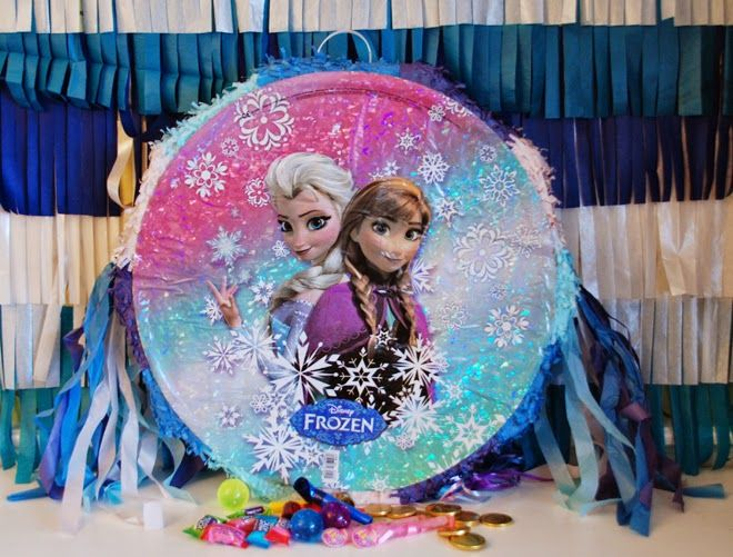 frozen party bag ideas | Apr 8, 2014 + celebrations , crafts , for the kid