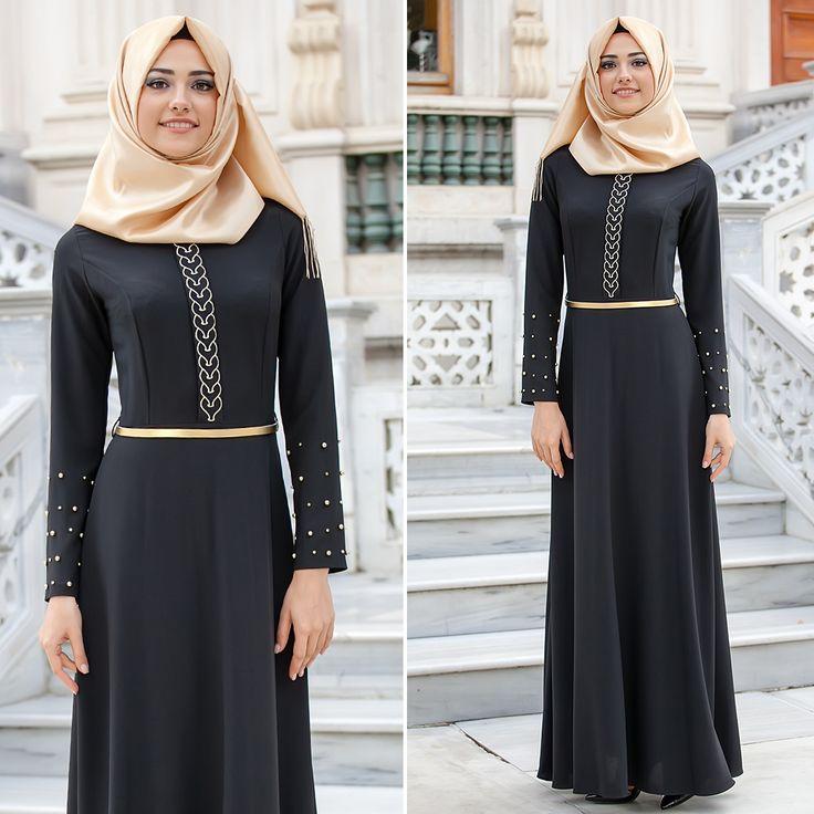 NEW KENZA - DRESS - 3014S #hijab #naylavip #hijabi #hijabfashion #hijabstyle #hijabpress #muslimabaya #islamiccoat #scarf #fashion #turkishdress #clothing #eveningdresses #dailydresses #tunic #vest #skirt #hijabtrends