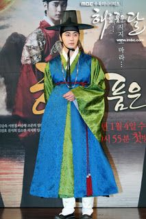 Profil pemeran The Moon Embracing The Sun