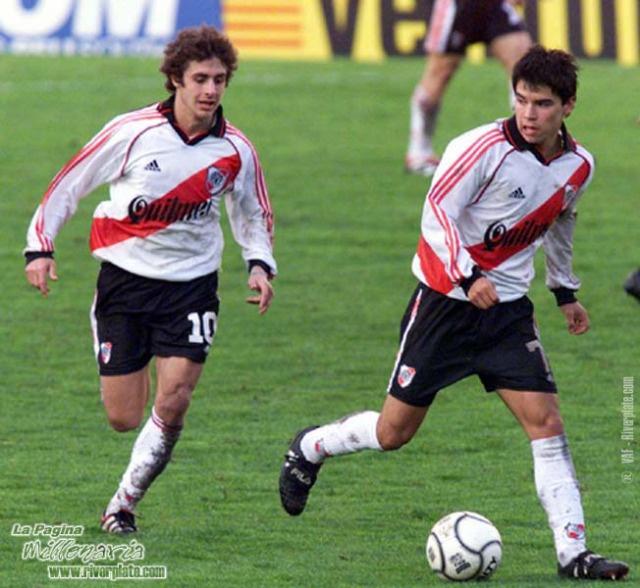 Pablo Aimar & Javier Saviola - River Plate
