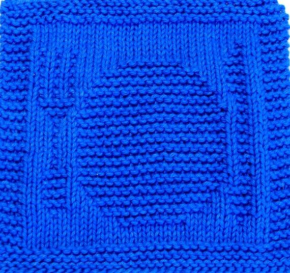 Knitting Cloth Pattern  TABLE SETTING  PDF by ezcareknits on Etsy, $2.85