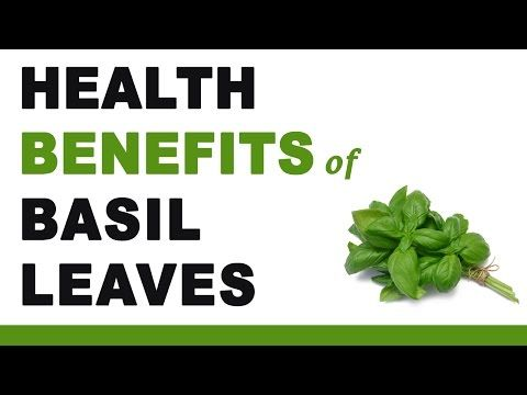 Basil Juice for Your Hair - YouTube